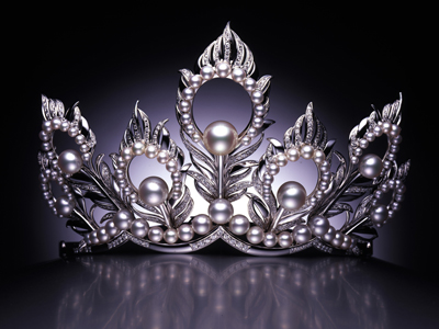 Miss USA crown, 2002