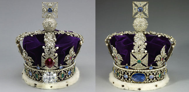 British Coronation Crown