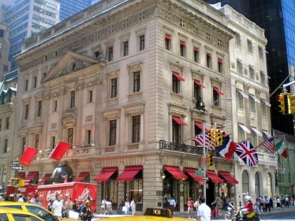 Cartier Headquarters, NY