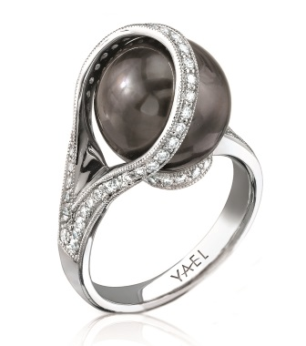orb pearl collection ring