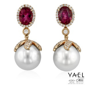 Orb Pearl Collection Earrings
