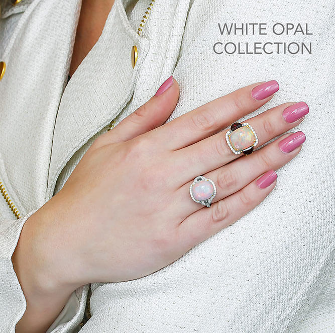White Opal Collection